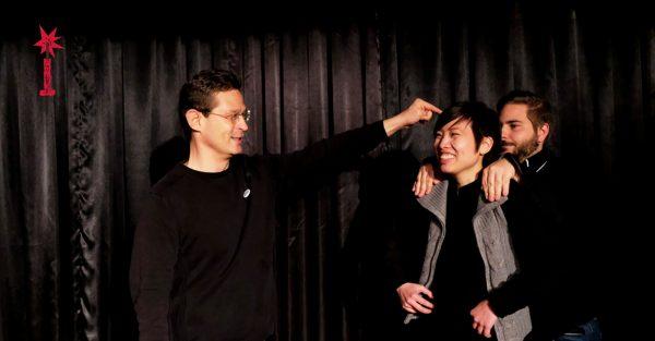 Improglycerin spielt Theater in der Comedy Mix Show von Meilor Bondoc